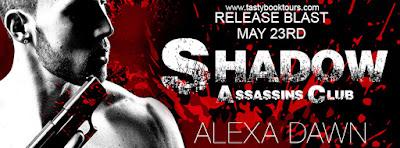 Release Blastf & Giveaway:  Shadow – Alexa Dawn
