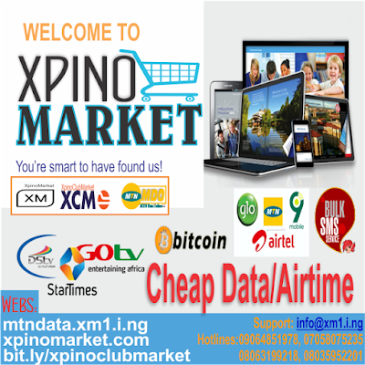 http://www.xpinomarket.com, start online trading, make money online, bitcoin, bulksms, airtime vtu, Your Business, Xpino Media, Nigeria, Cheapest Data, Internet, Publicity, Sponsored Post, affordable data plans, vendor, profit, income, online business, XpinoMarket, wholesale prices, Bulk sms