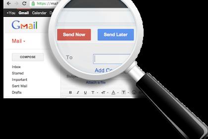 Cara Lengkap Mengirim Email di Gmail