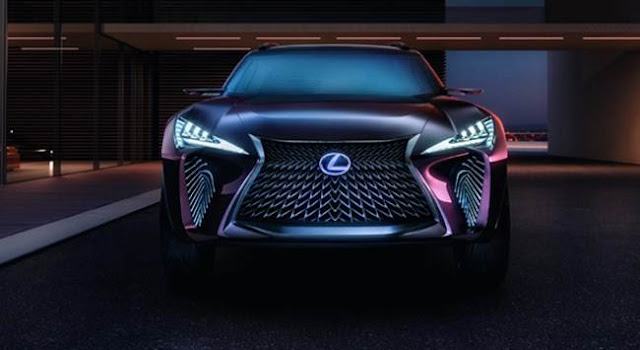 Lexus UX 2018 Release Date, Price
