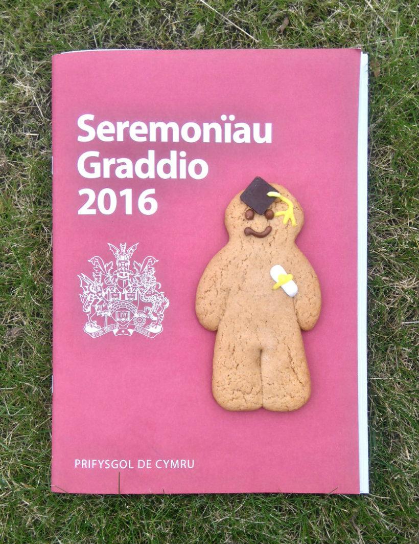 Gingerbread Graduate