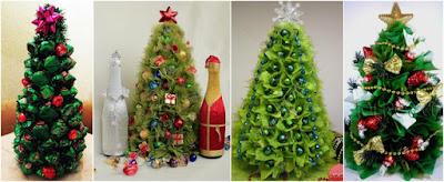arbolitos-navideños-con-dulces