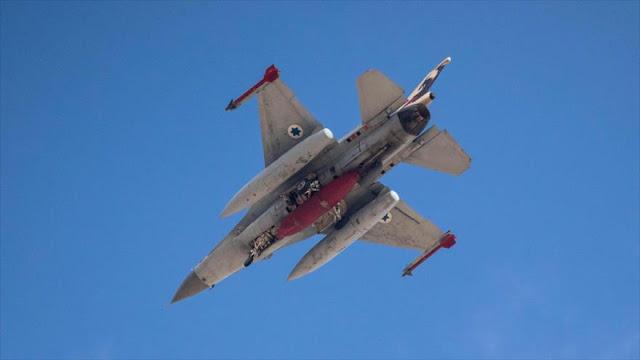 Aviones israelíes bombardean nuevos blancos en la Franja de Gaza