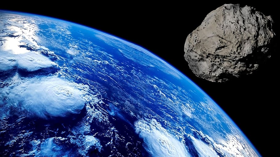 NASA Alert, Asteroid larger than the London Eye.