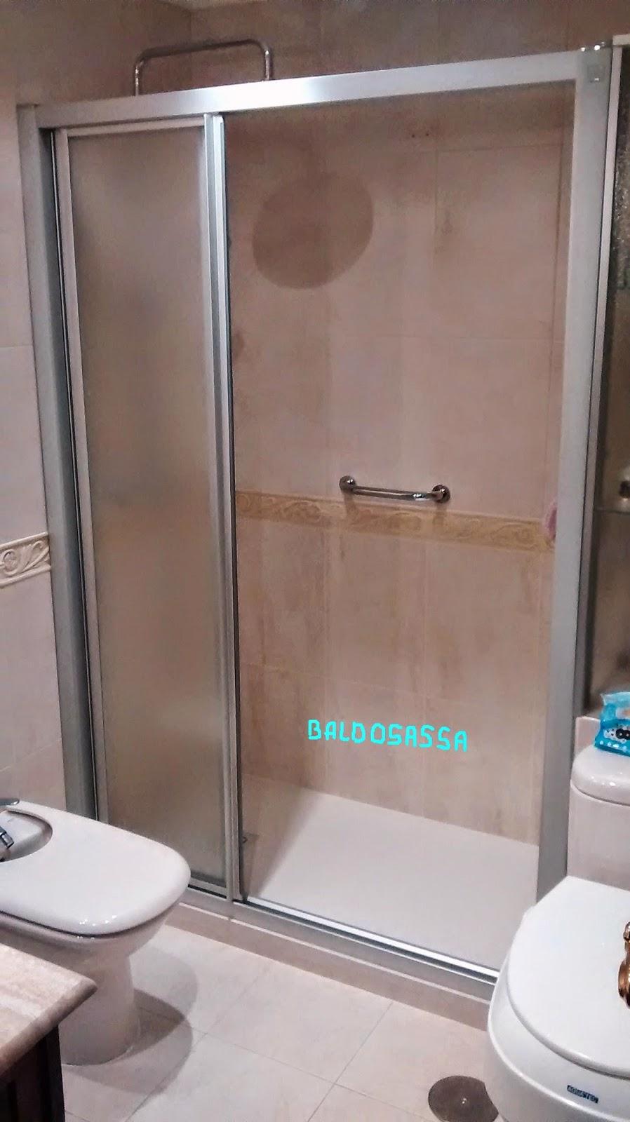 Baldosassa cambio de ba era por plato de ducha for Agarradores de ducha