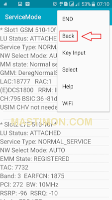 Kali ini aku akan menyebarkan tips Android dalam memakai jaringan internet Cara menetapkan Sinyal 4G LTE di Samsung J3 dengan Kode Khusus