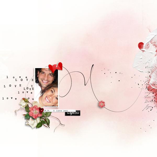 p.s. I love you © sylvia • sro 2019 • hello february by natali designs