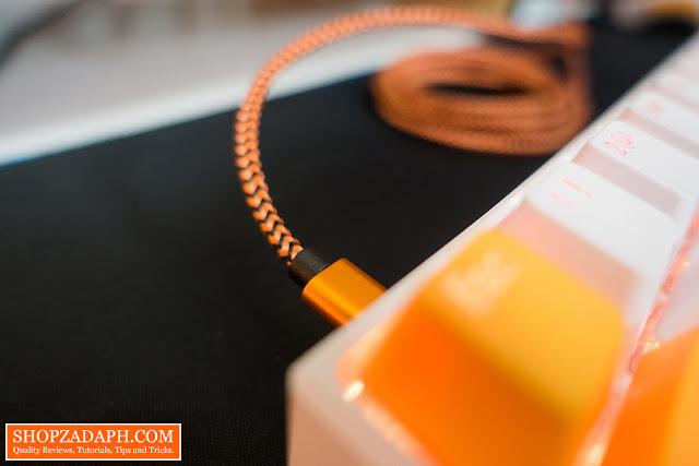 mechanical keyboard custom cable