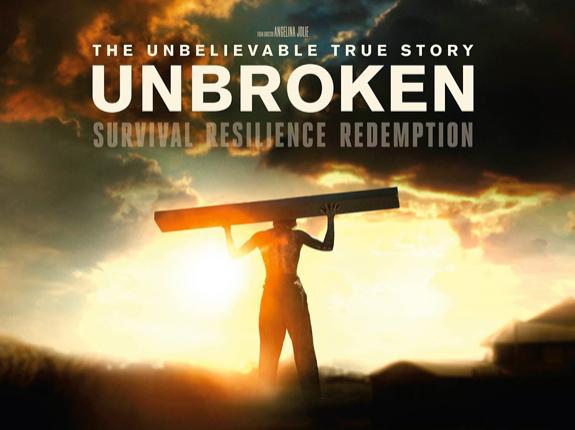 Unbroken movie by Angelina Jolie