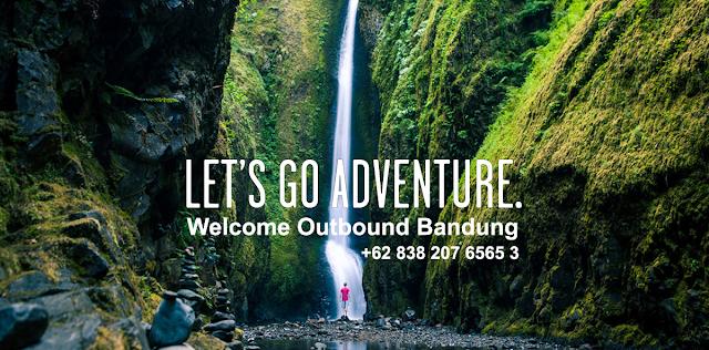 Welcome Outbound Bandung Lembang