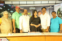 Anjali in Black Short Dress at Chitrangada Movie Success Meet 001.JPG