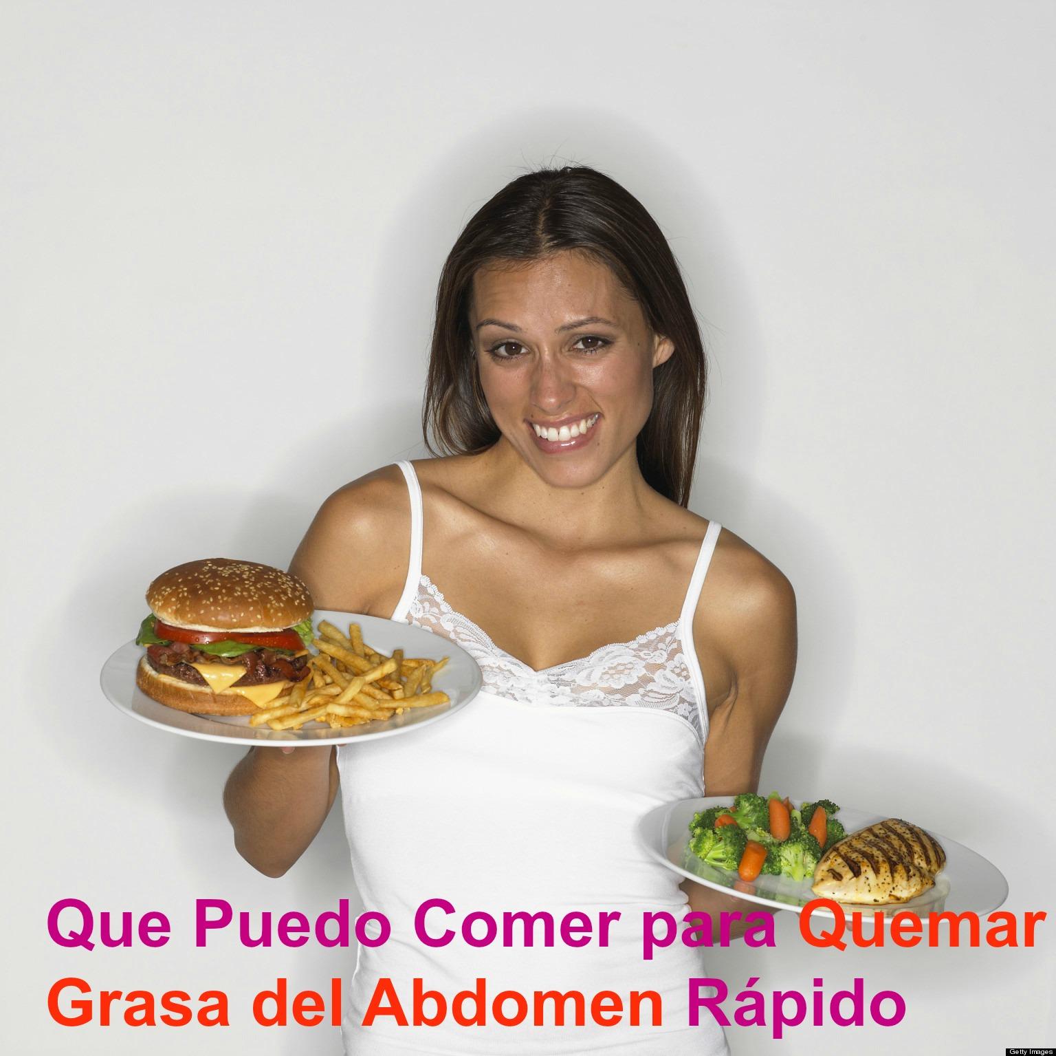 Qu comer para bajar de peso r pido desintegrar la grasa - Que cenar para perder peso rapido ...