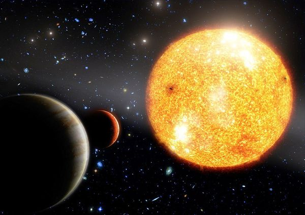 Bisarbeat: Oldest Alien Planets Found—Born at Dawn of Universe