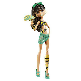 MH Gloom Beach Cleo de Nile Doll