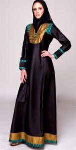 Turkey Kaftan Muslim Panjang Trendy Kaftan Muslim Panjang Untuk Remaja