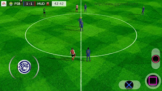 Download FTS Mod FIFA 17 PERSIB by Ach Fachrizal Apk + Data Obb
