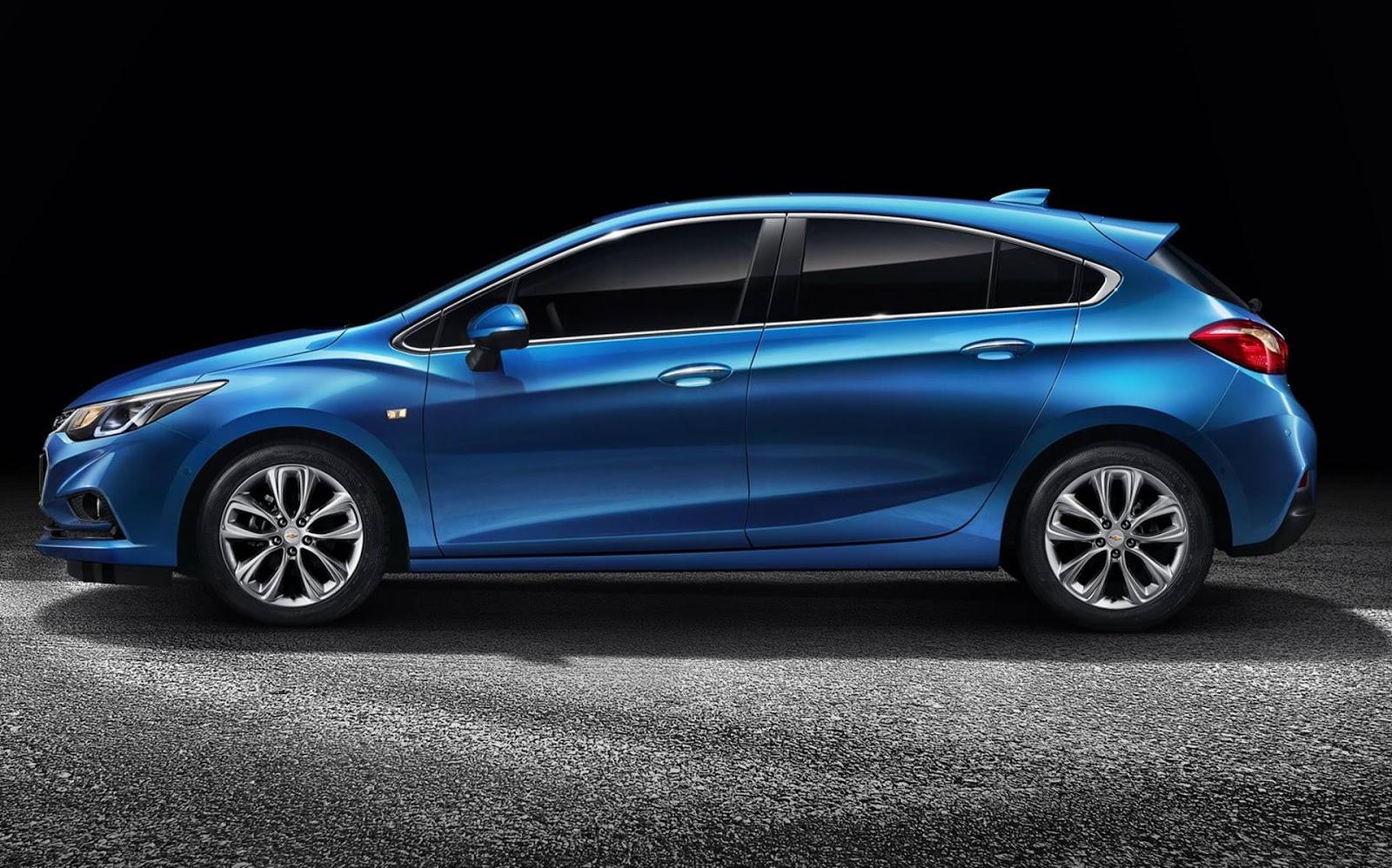 Cruze hatch vendido na china tem c mbio dsg 7 marchas - Hatch empresa ...