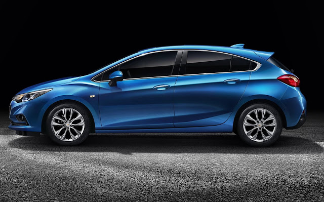 Chevrolet Cruze Hatch 2017
