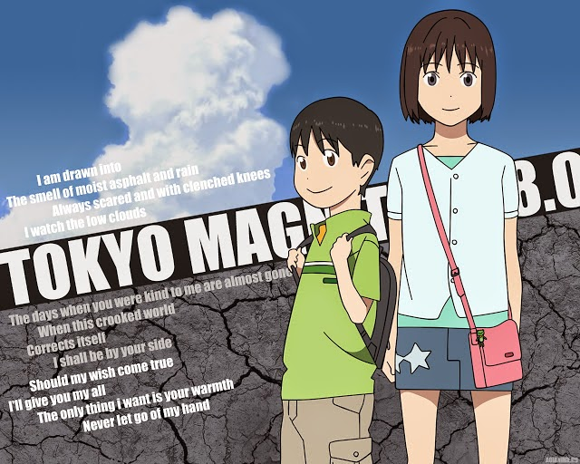 Tokyo Magnitude 8.0 BD Subtitle Indonesia
