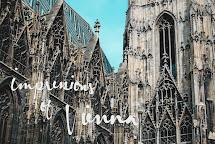 Passport Impressions Of Vienna Stephansplatz