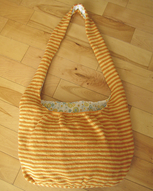 Medano Beach Bag - free pattern