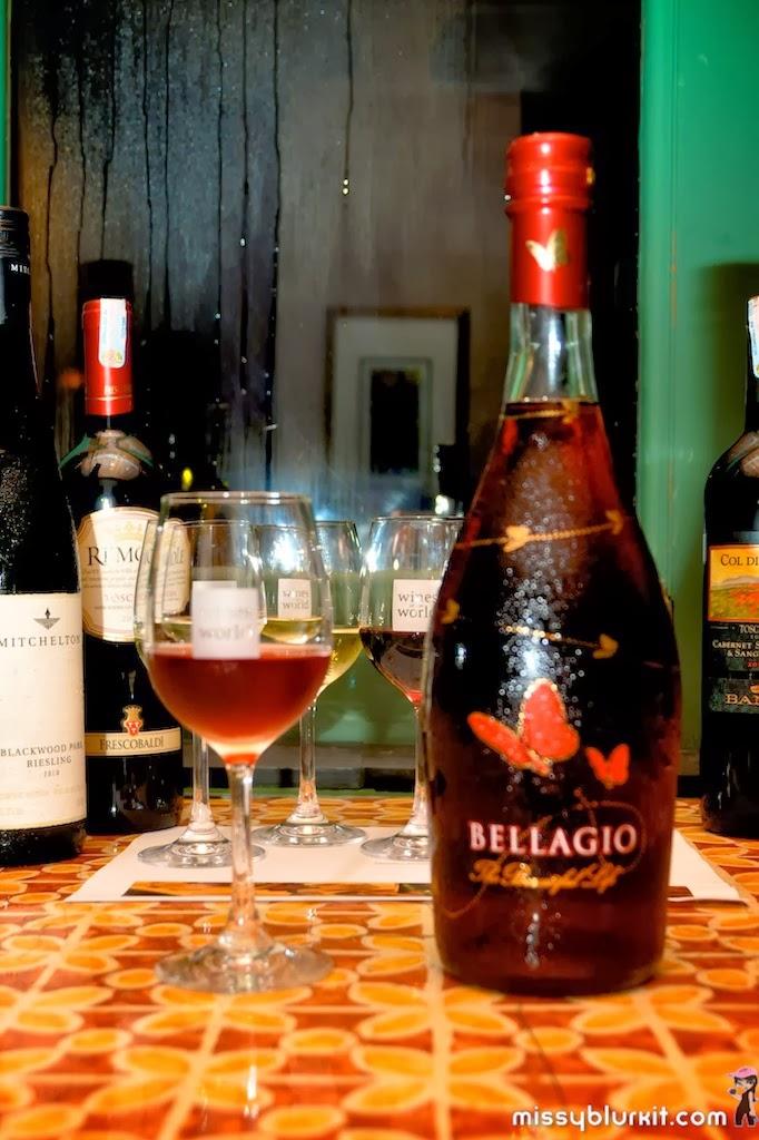Wine And Cheese Villa Danieli Missyblurkit