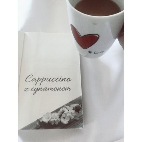 CAPPUCCINO Z CYNAMONEM - EDYTA ŚWIĘTEK
