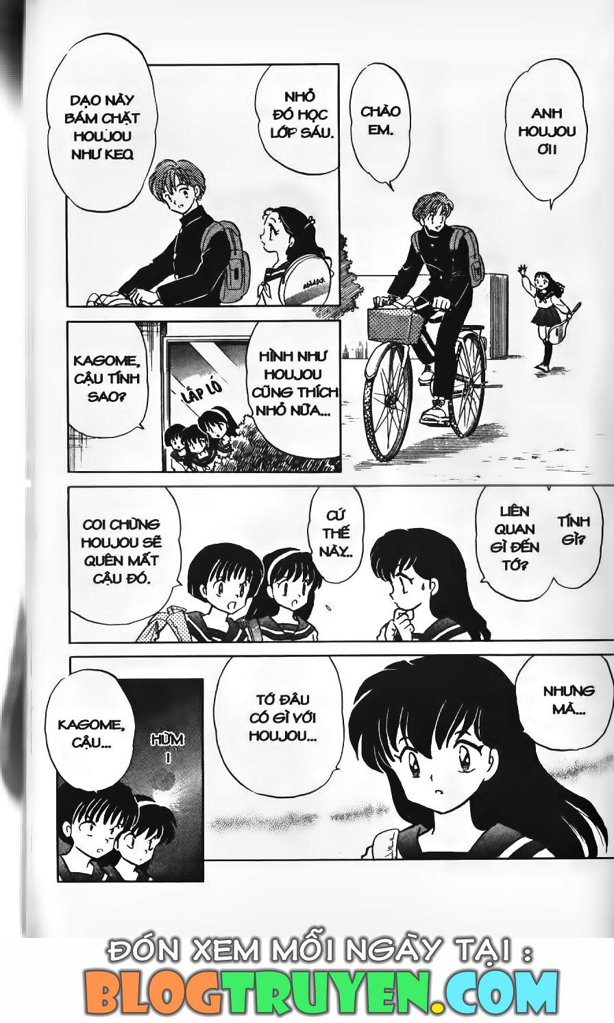 Inuyasha vol 15.1 trang 6