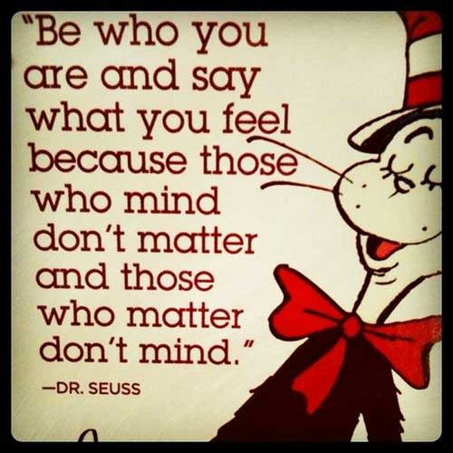 Smidgens snippets bits 3 favorite dr seuss quotes i love quotes and i like to collect them my favorite of all quotes has always been those by dr seuss such a wise wise man thecheapjerseys Images