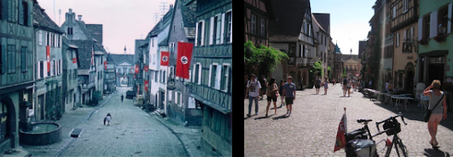 Riquewihr under the Nazis