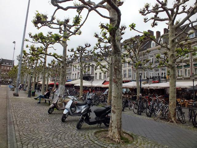 plazas para visitar en Maastricht