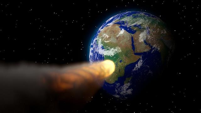 asteroid raksasa yang memicu kiamat di bumi pada jaman prasejarah