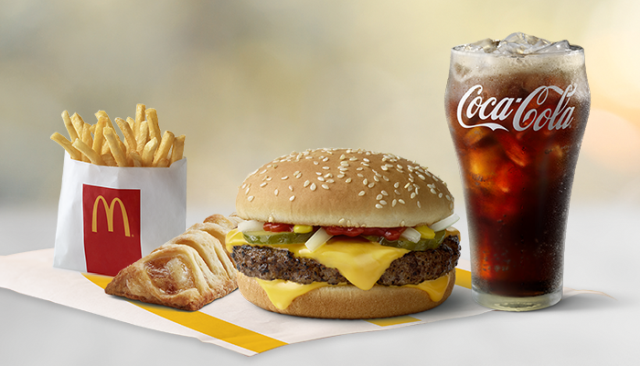 Starting November 1 2018 Mcdonalds Trots Out A New Value Meal The 6 Cl Ic Meal Deal Which Is A Basi Y A Four For 6 Combo