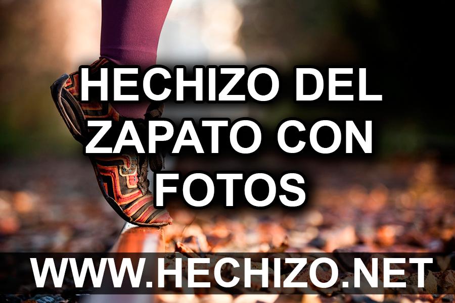 Hechizo del Zapato Con Foto