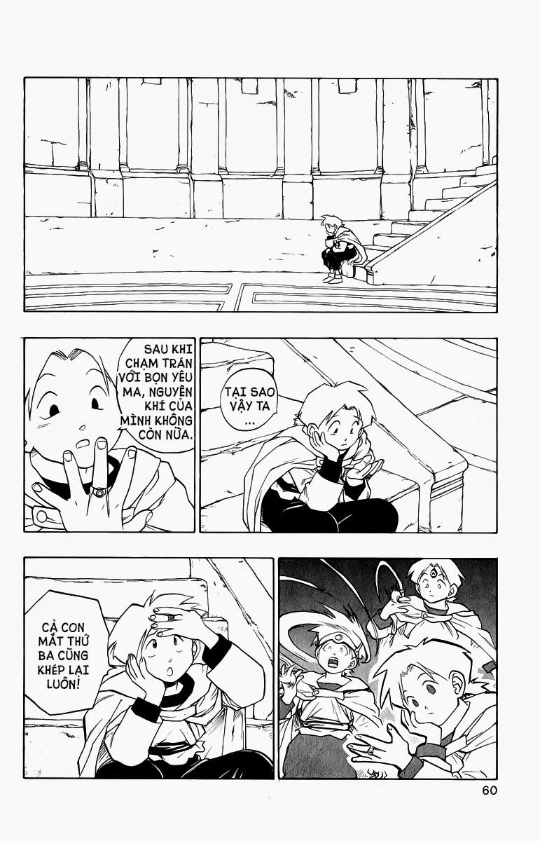 Dragon Quest: Emblem of Roto chap 39 trang 11