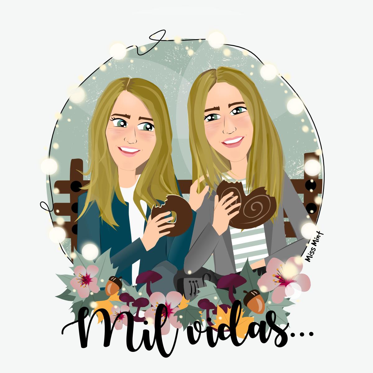 regalos personalizados para hermanas | Miss Mint