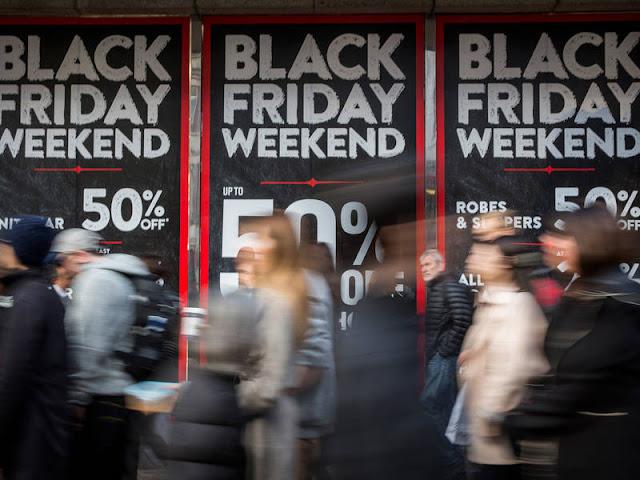 Planejamento para a Black Friday em Los Angeles