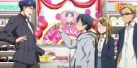 Dagashi Kashi Season 2 Episode 6 English Subbed