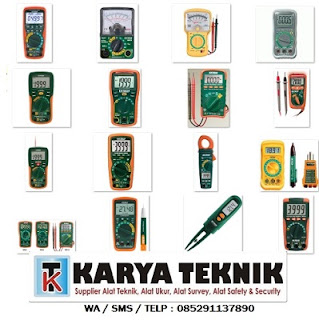 Jual Extech Multimeter Calibration Harga Murah
