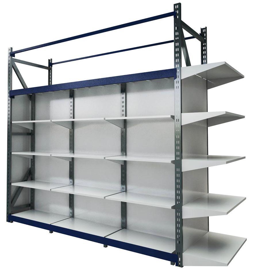 Estantes estanteria anaqueles repisas entrepa os - Muebles estanterias modulares ...