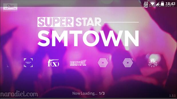 Naradiel Juegos Asiaticos 2 Superstar Smtown