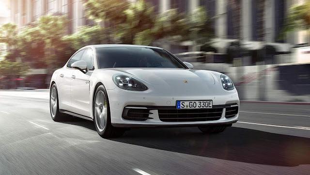 Porsche Panamera 4 E-Híbrido: poderoso e sustentável