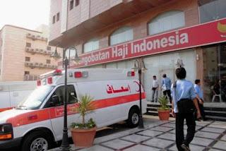 Klinik Kesehatan Haji Indonesia di mekkah