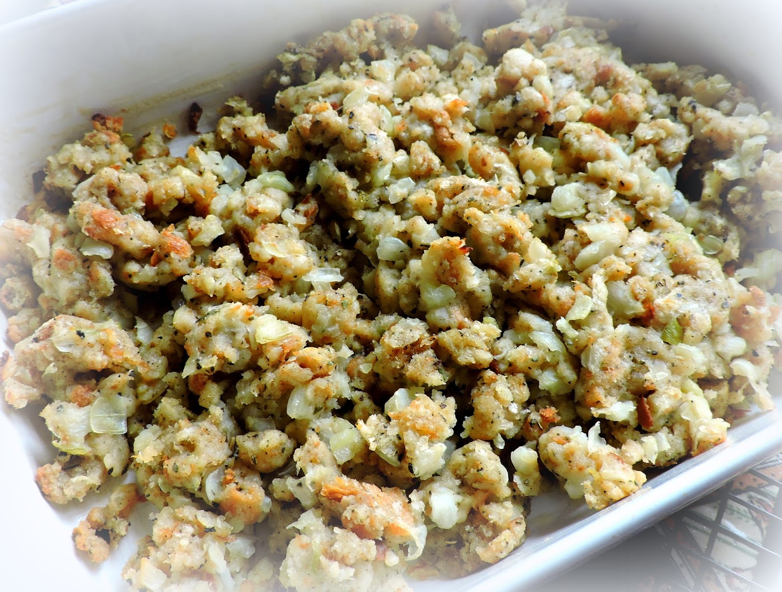 The English Kitchen: Sage & Onion Stuffing