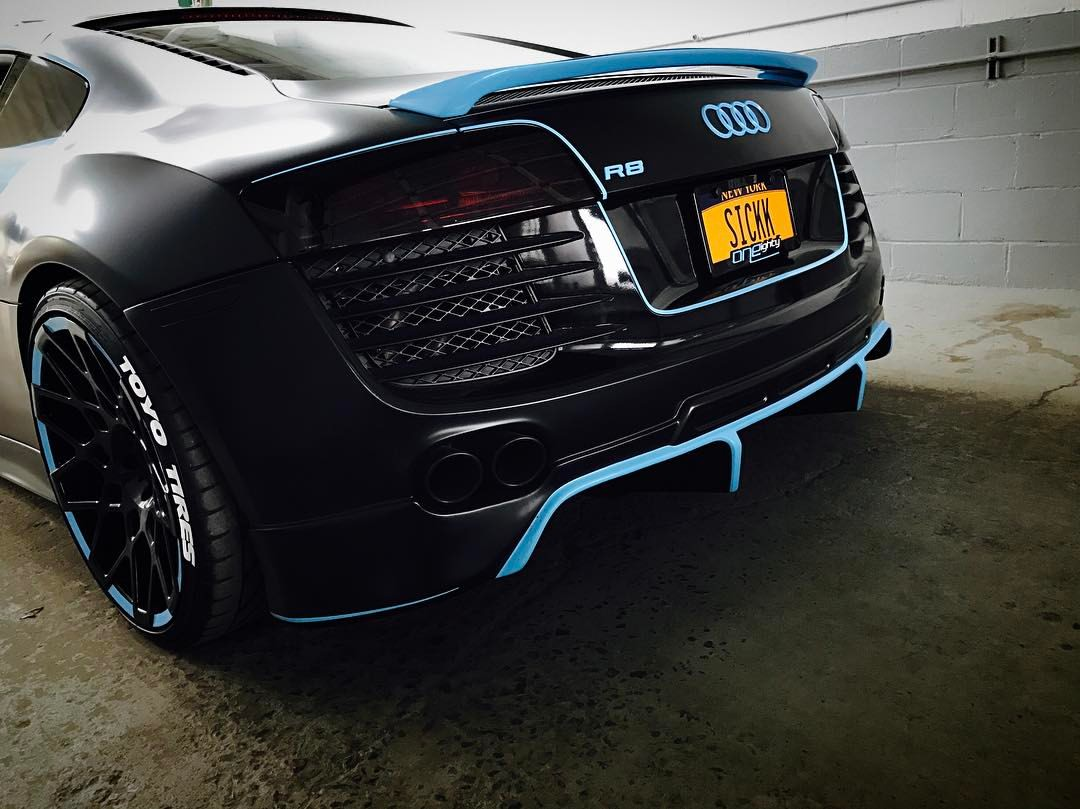 Junior Supercar Say What The Bugaudi R8 Get Its Chir On