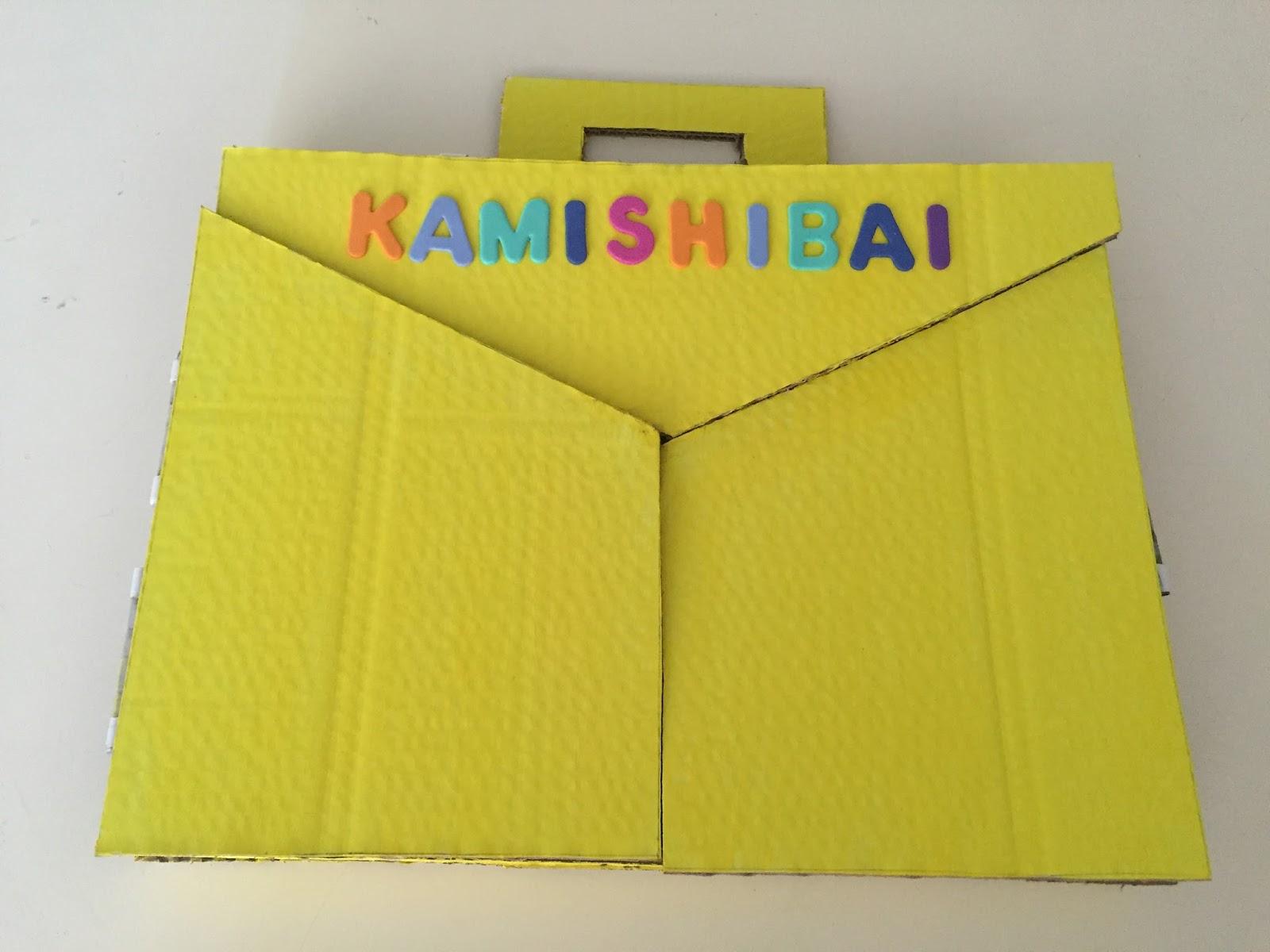 La clase de Mar: KAMISHIBAI CUENTO \