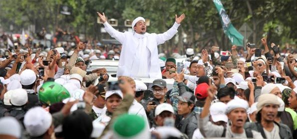 Pengamat: Awas! Masukan FPI untuk 'Koalisi Jokowi' bisa Diplintir