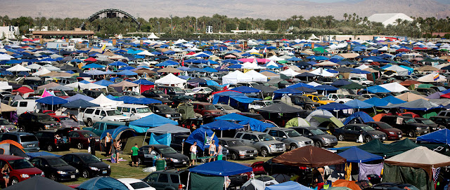 Coachella Festival Parking