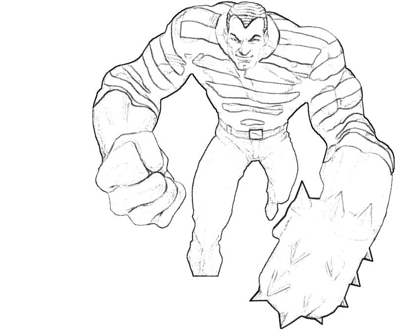 Sandman Coloring Pages Coloring Pages