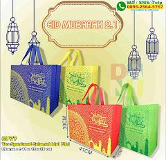 Tas Spunbond Selamat Idul Fitri